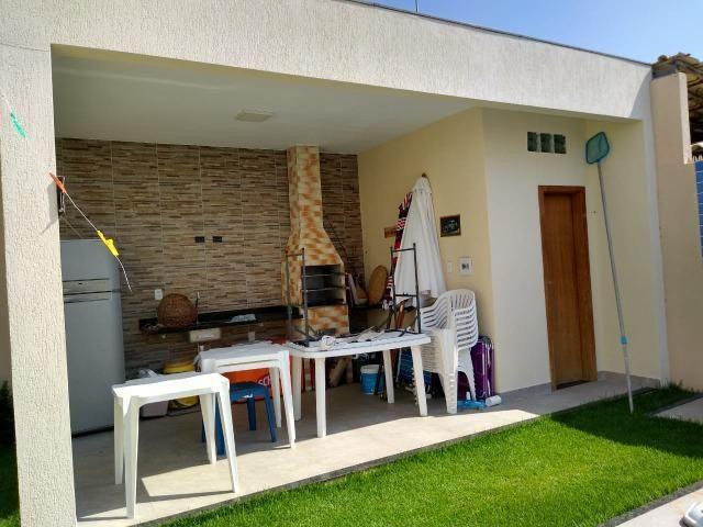 Casa Duplex nova 5/4, varandas, piscina, churrasqueira. Barra do Jacuípe. Oportunidade - Foto 6