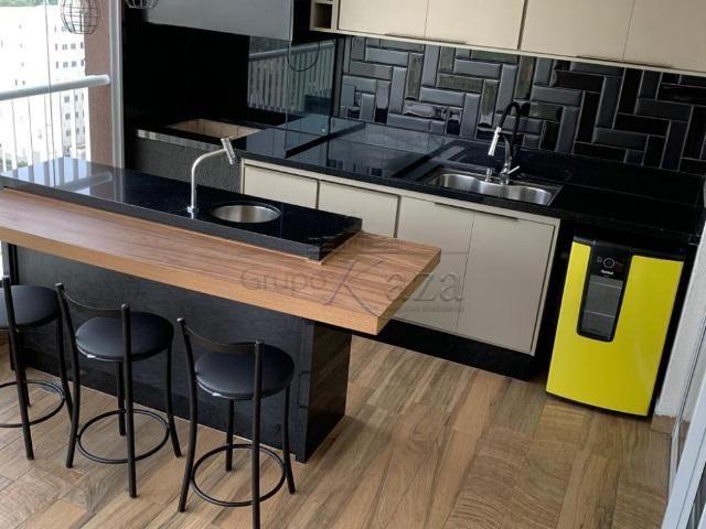 Lindo Apartamento Decorado e Mobiliado - Foto 8