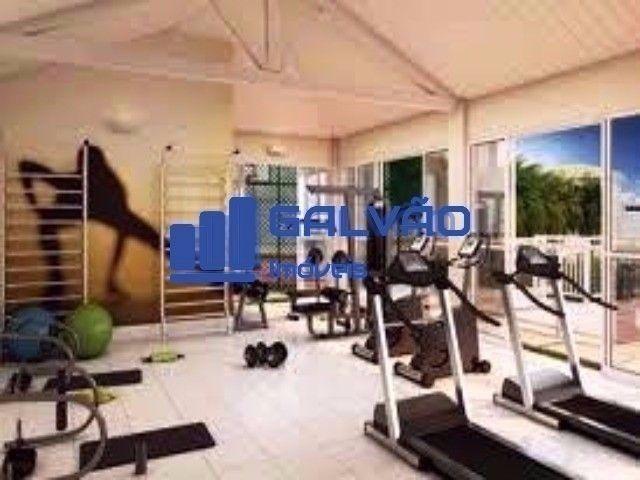 MR- Praças Sauípe, apartamento 2Q com Varanda e Lazer Completo, Pertinho da Praia - Foto 13