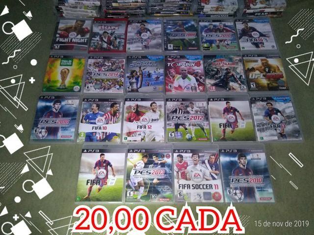 Jogos ps3/apartir de 20reais/Cartão/Garantia - Foto 2