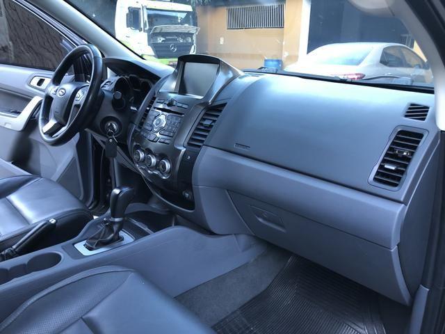 Ford Ranger Limited Multimídia Automático 2014 - Foto 10