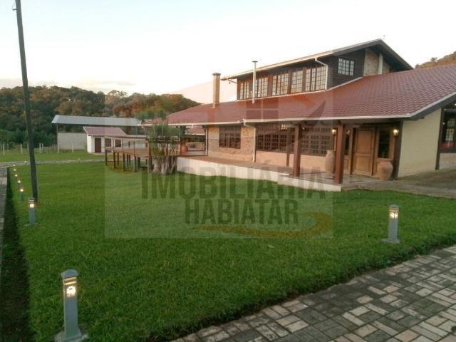 Haras para Venda, Tijucas do Sul / PR, bairro Pinhal, 8 dormitórios, 8 suítes, 1 banheiro - Foto 2