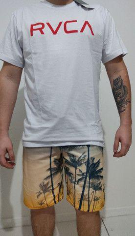 Camisetas Premium e bermudas Tactel - Foto 3