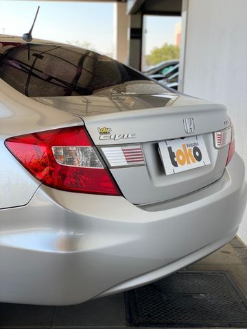 Honda Civic LXS 1.8 2012/2013 - Foto 7