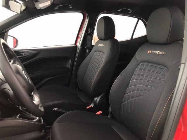 Fiat 0KM Argo Trekking 2021/2021 Aut. 1.8 - Vermelho   Oferta: R$ 82.540 - Foto 6