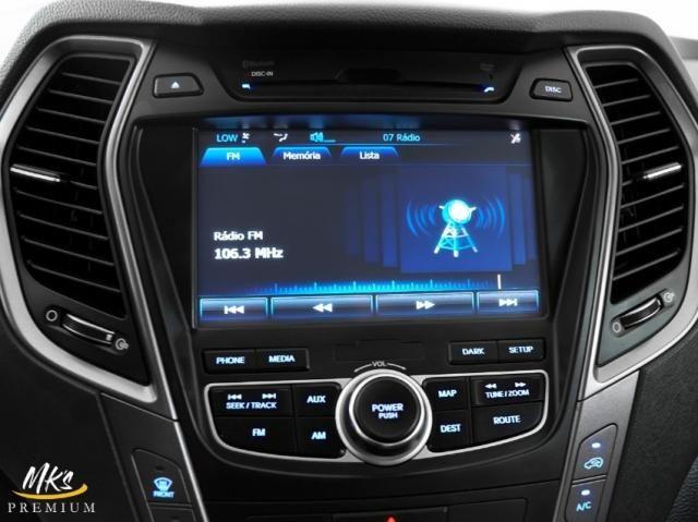 Hyundai Santa Fe GLS 3.3 V6 Gasolina 4X4 Automático - Foto 17