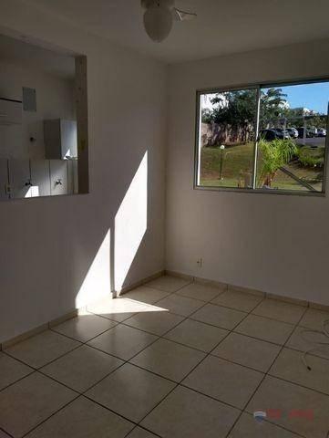 Apartamento com 2 dormitórios para alugar, 50 m² por R$ 880,00/mês - Rios di Itália - São  - Foto 6