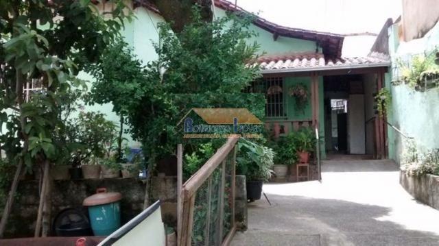 Casa à venda com 4 dormitórios em Caiçara, Belo horizonte cod:44592 - Foto 2