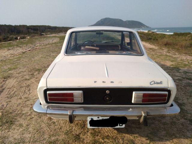 Ford Corcel 1 luxo 1976 - Foto 3