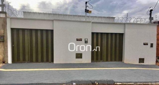 Casa à venda, 78 m² por R$ 170.000,00 - Residencial Santa Fé I - Goiânia/GO