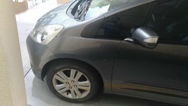 Honda fit ex 1.5 automático modelo 2012 - Foto 5