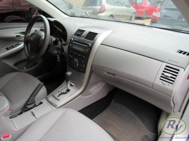 COROLLA 2008/2009 1.8 XEI 16V FLEX 4P AUTOMÁTICO - Foto 7
