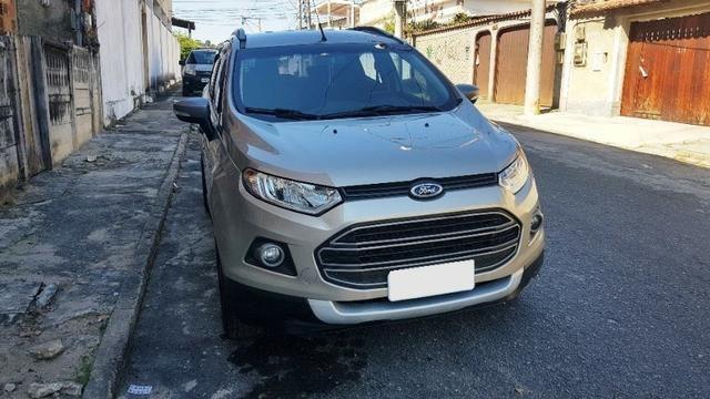 Ford ecosport Freestyle 1.6 2016 manual com apenas 35 mil km - Foto 4