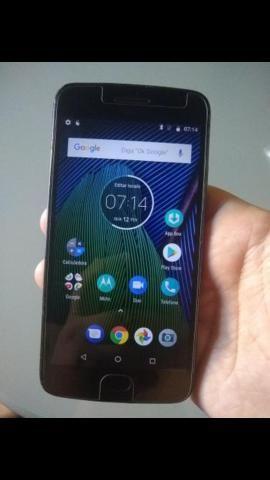 Moto G5 plus zedao 100% ok Oi
