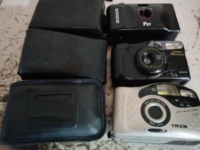 Câmeras fotográficas raridades