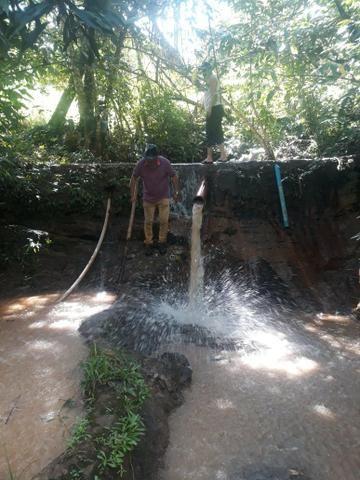 Vendo Chácara Escriturada de 2 hectares na Região do Novo Gama à 10 minutos do Lago Azul - Foto 5