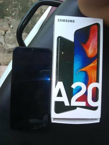 Troco A20 por IPhone 6s - Foto 2