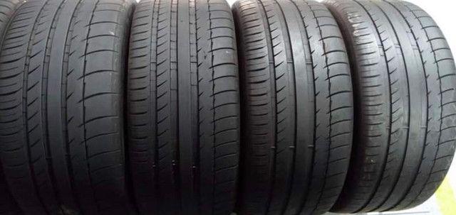 ? pneus semi novos 255/50-20 - Foto 2