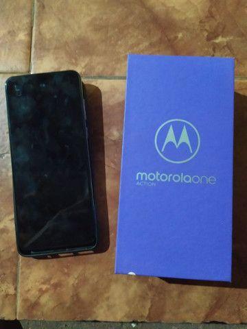 V/t Motorola one macro 128gb - Foto 3