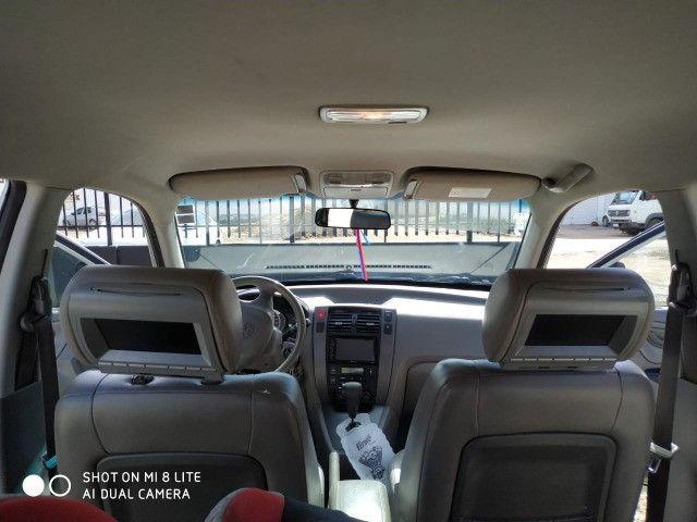 Vendo ou troco por carros ou terrenos, Tucson Top GLS 2.0 2013/2014 - Foto 8