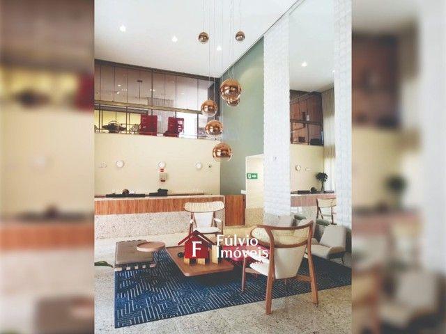 Apartamento com 4 Quartos, Condomínio Completo, 2 Vagas de Garagem em Águas Claras. - Foto 8