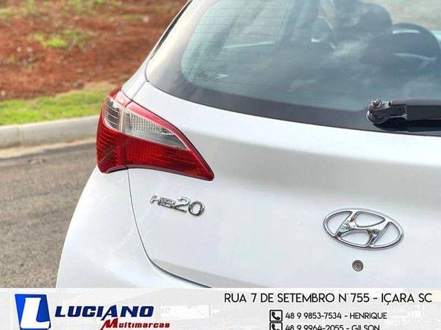 Hyundai HB20 Comf./C.Plus/C.Style 1.0 16V - Foto 17