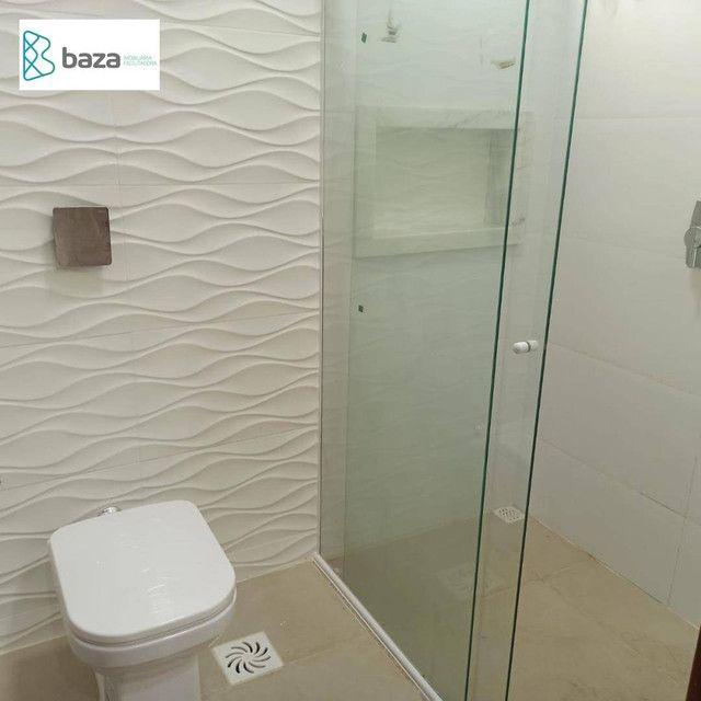 Casa com 3 dormitórios (1 suíte e 1 demi suíte) à venda, 190 m² por R$ 950.000 - Residenci - Foto 13