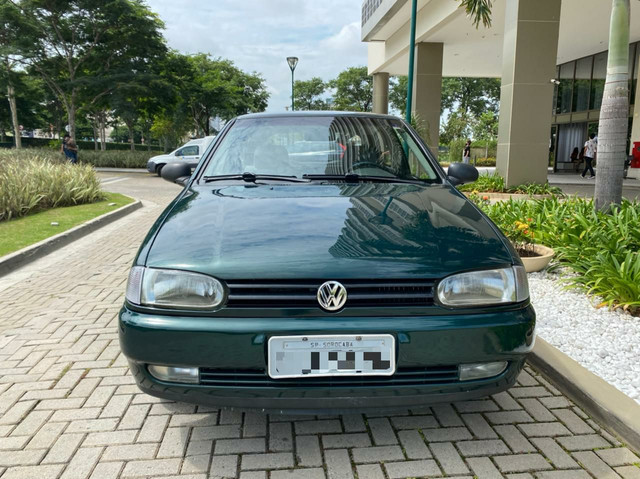 Gol CL 1.6 MI Motor AP - 1997