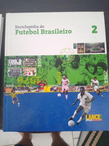Enciclopédia do futebol brasileiro. - Foto 3
