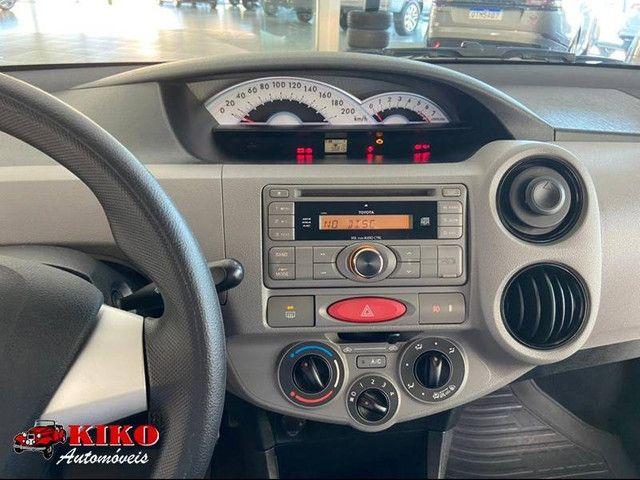 Toyota ETIOS XS 1.3 Flex C/ 56 Mil Km  - Foto 10