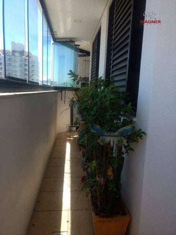 Apartamento com 3 dormitórios à venda, 116 m² por R$ 649.000 - Balneário - Florianópolis/S - Foto 4