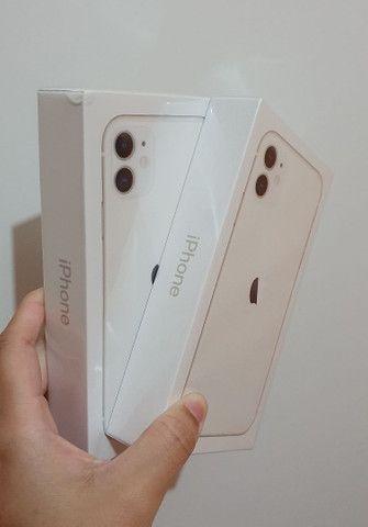 Iphone 11 Branco Lacrado - Foto 3
