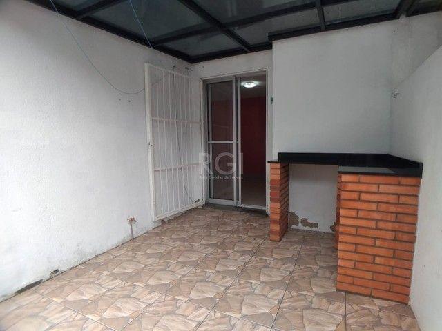 Apartamento térreo  com pátio 2 dormitórios no condomínio Reserva da Figueira no bairro Lo - Foto 16