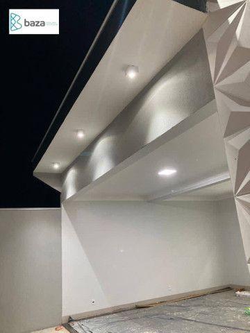 Casa com 3 dormitórios à venda, 137 m² por R$ 450.000,00 - Residencial Paris - Sinop/MT - Foto 2