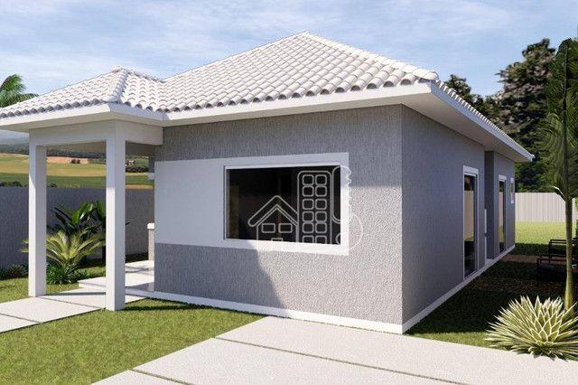Casa com 3 dormitórios à venda, 100 m² por R$ 495.000,00 - Jardim Atlântico Leste (Itaipua - Foto 11
