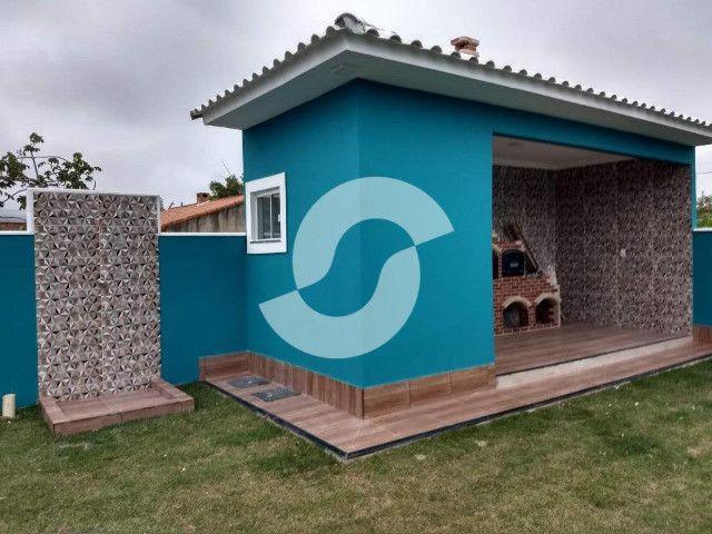 Casa com 3 dormitórios à venda, 151 m² por R$ 550.000,00 - Itaipuaçu - Maricá/RJ - Foto 10