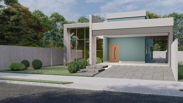 Casa com 3 dormitórios à venda, 170 m² por R$ 800.000,00 - Residencial Paris - Sinop/MT - Foto 2