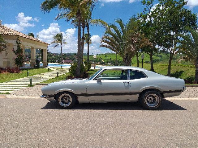 Maverick SL V8 Carangas Garage