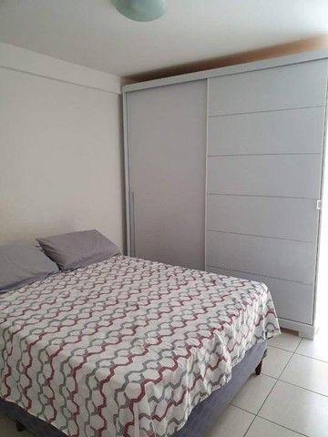 Oportunidade! apartamento dois quartos mobiliado na ponta verde - Foto 7