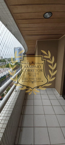 Vendo apartamento no Edifício Mirante do Rio Negro - Foto 2