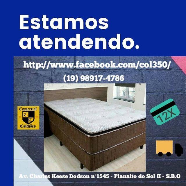 CAMA BOX DIRETO DA FÁBRICA