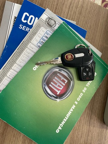 Fiat uno 1.0 way completo placa i  * 70.000 km impecável  - Foto 15