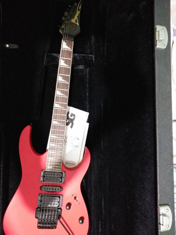 Guitarra Ibanez rg