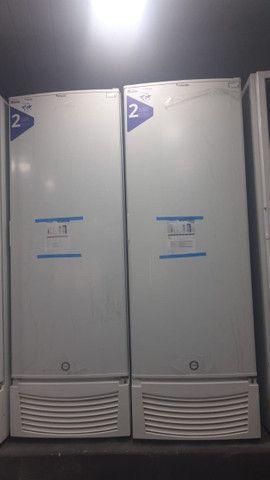 freezer vertical dupla ação - Airton Jr