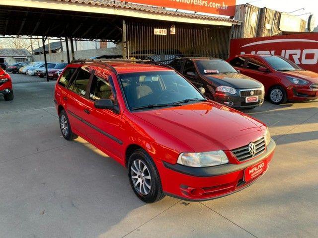 VW - VolksWagen Parati 1.6Mi/1.6Mi City/T.Field T.Flex 2004 Flex