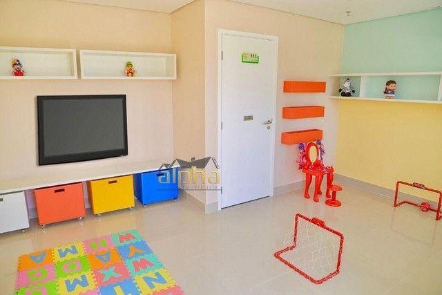 Apartamento Com Área de Lazer Completa no Jóquei Clube 02 Quartos - Foto 4