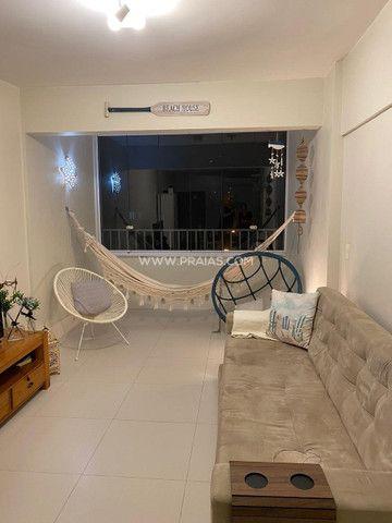 Apartamento à venda com 2 dormitórios em Pitangueiras, Guarujá cod:78795 - Foto 3