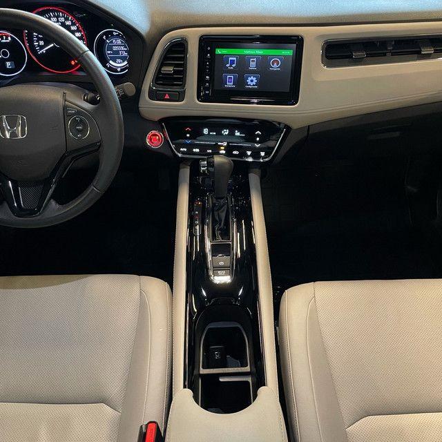 Honda HRV Touring 1.5 Turbo 2020 5MKm - Foto 8