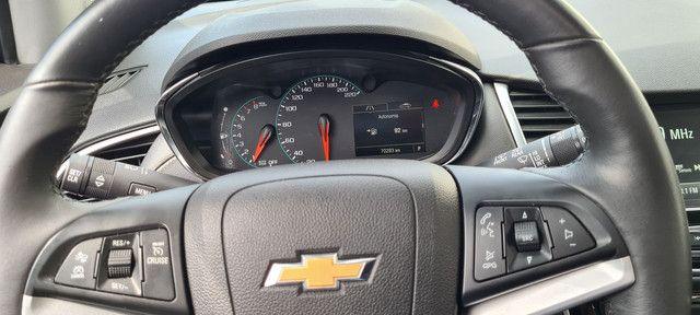 Chevrolet tracker premier 1.4 turbo AUT 2017/2018 impecável  - Foto 6