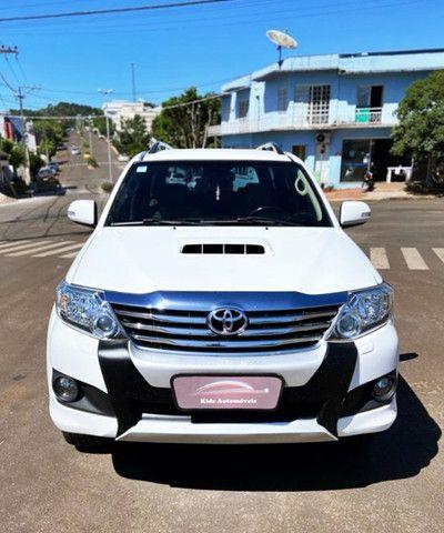 Toyota/Hilux SW4 SRV 4X4 2014 Branc